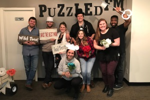 Chapel de Puzzled, a Downtown Fargo Escape Room