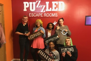 Madam Zella's Psychic Parlor, a Downtown Fargo Escape Room